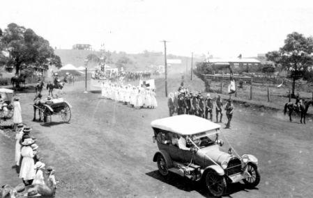 Armistice Day 1919 in Maleny