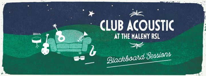 Club Acoustic Blackboard Sessions