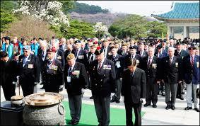 Tribute to Korean War Veterans - Now