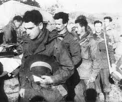 Tribute to Korean War Veterans - Then